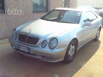 brugt Mercedes CLK200 Classekompressor - 2001