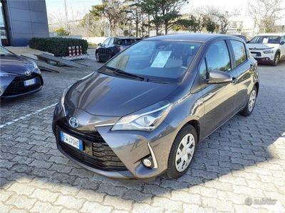 usata Toyota Yaris Yaris 3ª serie1.5 Hybrid 5 porte Business Berlina [USATO]