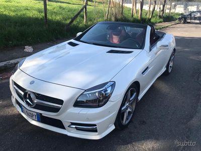 usata Mercedes SLK250 SLK 250 BlueEFFICIENCY Premium
