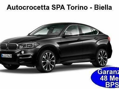 usata BMW X6 M50 d 381hp Auto EURO 6