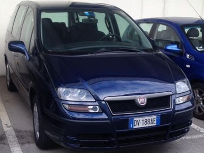 gebraucht Fiat Ulysse 2.0 MJT Dynamic