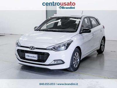 usata Hyundai i20 II 2015 1.1 crdi Go! Plus 75cv 5p