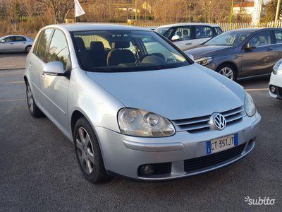 brugt VW Golf V 1.9 tdi 105 cv