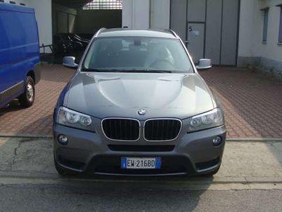 usata BMW X3 xDrive20d Business Euro 5 F.AP