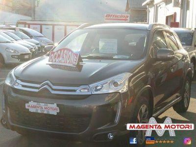 usado Citroën C4 Aircross 1.8 HDi 150 Stop&Start