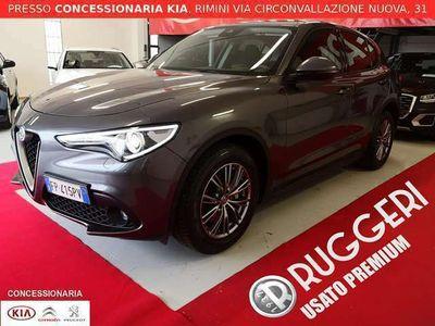 usata Alfa Romeo Stelvio 2.2 Turbodiesel 180 CV AT8 RWD E