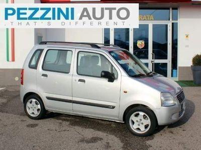 used Suzuki Wagon R 1.3i 16V cat GL