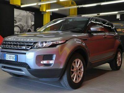 used Land Rover Range Rover evoque 2.2 TD4 Dynamic*SOLO 76.000 KM!*PARI A