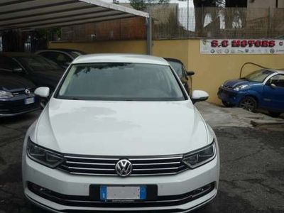 usata VW Passat Business 1.6 TDI DSG BlueMotion Technology