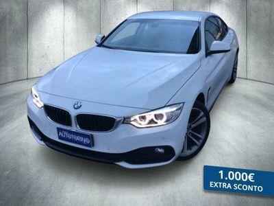usata BMW 420 SERIE 4 COUPE i Coupe Sport auto
