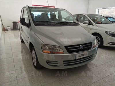 usata Fiat Multipla 1.6 16V Natural Power Active