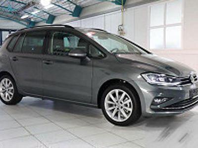usata VW Golf Sportsvan Comfortline Navi Led-scheinwerfer Pdc Lm17