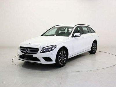 usata Mercedes C220 d S.W. Automatic Business