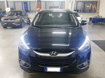 usata Hyundai ix35 1.7 CRDI COMFORT UNIPRO SOLO KM58MILA
