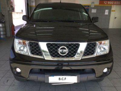 usata Nissan Navara Navara2.5 dCi 4p. Double Cab Platinum