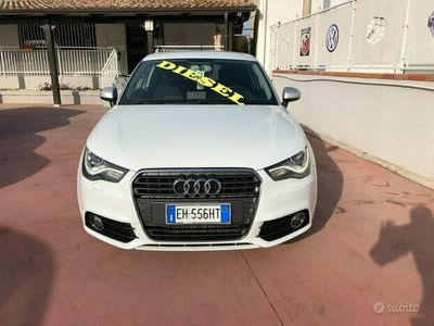 usata Audi 90 a1/s1 - 2012 1.6 dieselcv ambition