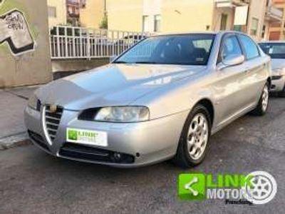 usata Alfa Romeo 166 2.4 JTD M-JET 20V Distinctive