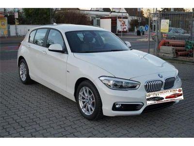 usata BMW 118 118 d urbano Linea M-SPORT PELLE * NAVI * LED