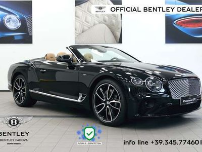 usata Bentley Continental GT V8 Convertible-Mulliner Driving Specifification
