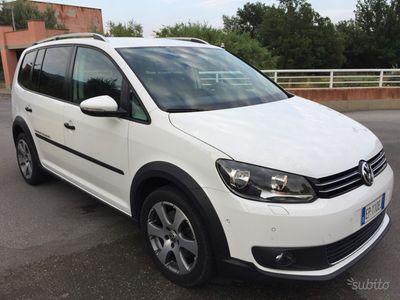 used VW Touran Cross dsg
