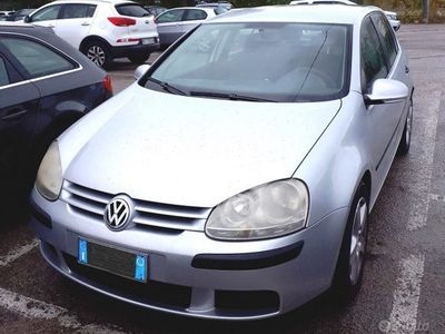 usata VW Golf 5ª serie Confortline- 2006