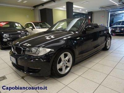 usata BMW 120 Cabriolet d Attiva AUTOMATICA