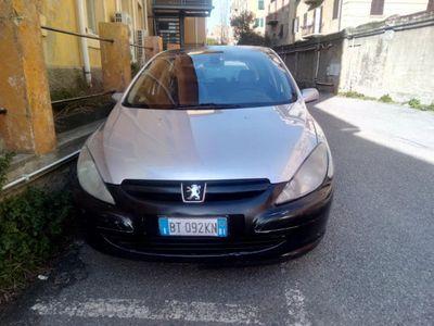 usata Peugeot 307 2.0 HDi 5p. XS INTERNI IN PELLE