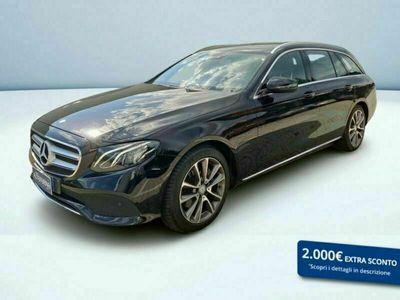 usata Mercedes C220 CLASSE E SW E SWd Business Sport auto