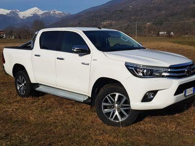 usata Toyota HiLux double cab 2.4 Diesel 4x4 (150 CV)