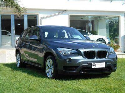 usata BMW X1 xDrive 18d Sport Steptronic Pelle 120.000 Km