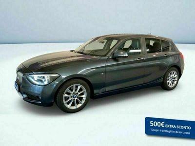 usata BMW 116 SERIE 1 (5 PORTE) i Unique 5p