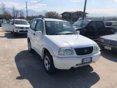 usata Suzuki Grand Vitara 1.6i 16V cat 3 porte Benzina
