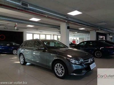 usata Mercedes C200 Classe Cd S.W. Executive
