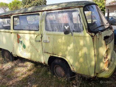 usata VW T2 del 1979