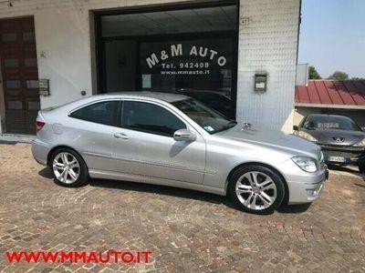 usata Mercedes CLC180 Kompr. TPS Chrome AUTOMAIK- NAVIG!