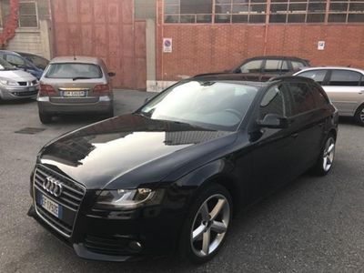 usata Audi A4 Avant 2.0 TDI 143CV F.AP. multitronic NAVIGATORE