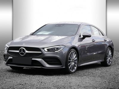 usata Mercedes CLA220 Amg Line 4m Spur Mbux-ar Led+ Navi L&s