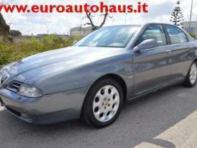usata Alfa Romeo 166 2.4 jtd cat distinctive *pelle navigatore* diesel