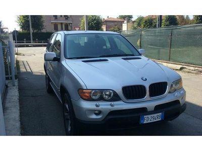 usata BMW X5 3.0d cat