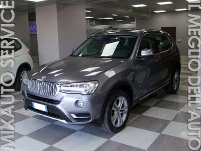 usata BMW X3 xDrive 20d 140kw xLine EU6