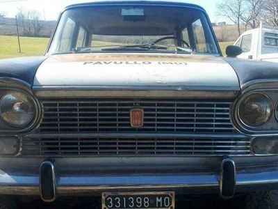 usata Fiat 1500 ex giro d'italia