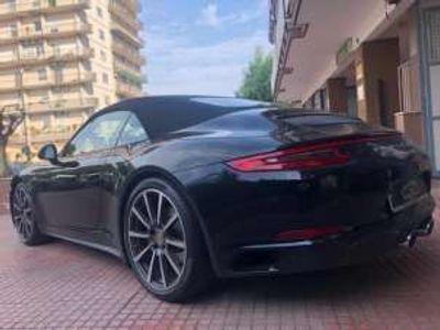 usata Porsche 911 Cabrio Cabrio Benzina