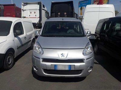usata Peugeot Partner Tepee 1.6 hdi 8v 92cv t.mix Act. My'15 E5