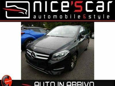 usata Mercedes B180 d Automatic Business * NAVI * AUTOMATICA
