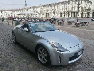 usata Nissan 350Z Roadster 3.5 V6 SOLO 61000KM!!!!PARI AL NUOVO!!!!!