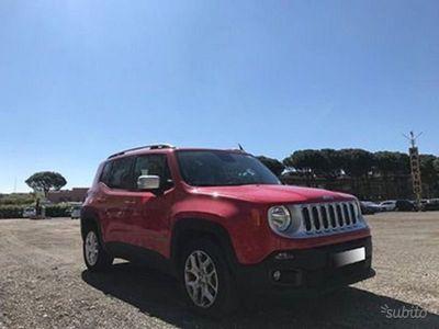 used Jeep Renegade 1.6 Mjt Limited