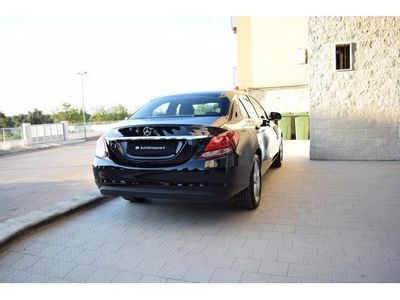 usata Mercedes C180 d Automatic Executive NAVIGATORE BLUETOOTH