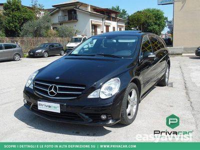 usata Mercedes R320 R 320 CDI cat 4Matic Sport LungaCDI cat 4Matic Sport Lunga