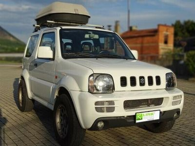 usata Suzuki Jimny 1.3i 16V 4WD JLX *GPL* *GANCIO TRAINO*