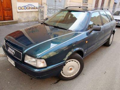 usata Audi 80 1.6i cat Avant * unica proprietaria / 93.000 KM *